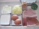 clafouti aux jambons blanc et cru.photos. Clafou11