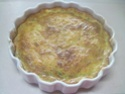 clafouti aux jambons blanc et cru.photos. Clafou21