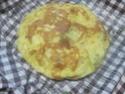 omelette aux champignons à la crème fraiche.photos. Couver21
