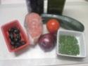 Darne de saumon rose aux légumes.photos. Darme_22