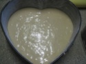 gâteau coeur st Valentin.photos. Gateau33