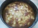 gâteau au concentré sucré  aux  pommes.photos. Gateau58