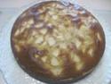 gâteau au concentré sucré  aux  pommes.photos. Gateau59