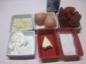 omelette sucrée aux fraises.photos. Omelet11