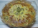 tarte aux kiwis et poires,crème Mascarpone.photos. Tarte_20