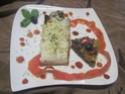 tortillas garnis de boeuf haché et légumes.photos. Tortil23