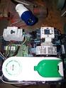 WallBox dans le coffre de la ZOE 01610