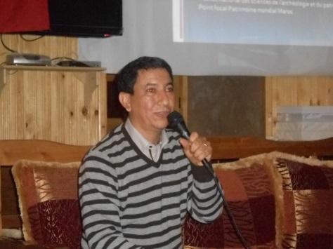 12 mars 2013 - conférence : le patrimoine mondial de l'Humanité au sens de l'UNESCO Dscn3211