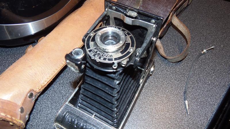 Kodak junior 620 de 1933 P3170610