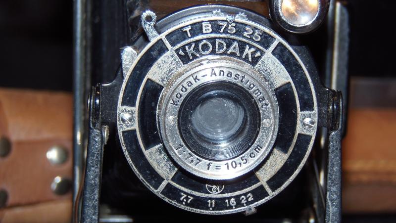 Kodak junior 620 de 1933 P3170611