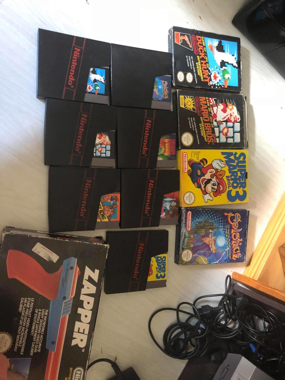 estimation NES + jeux 37666610