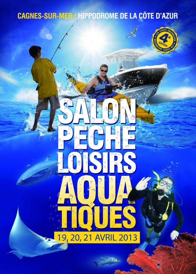 Salon de la pêche et des loisirs aquatiques 2013 53968310