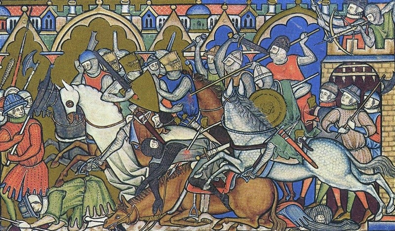 gambison XIIIème siècle Otm10r10