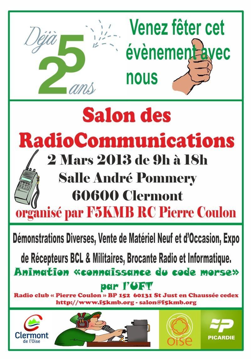 SALON RADIO Clermont Dep 60 (Oise) - Page 4 Affich12