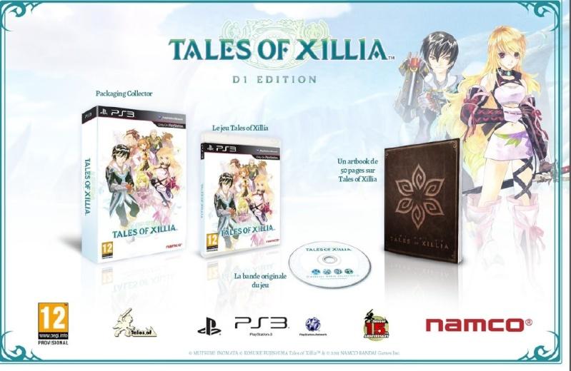 Tales of Xillia FR ....... et d'autres à suivre ?  13656910