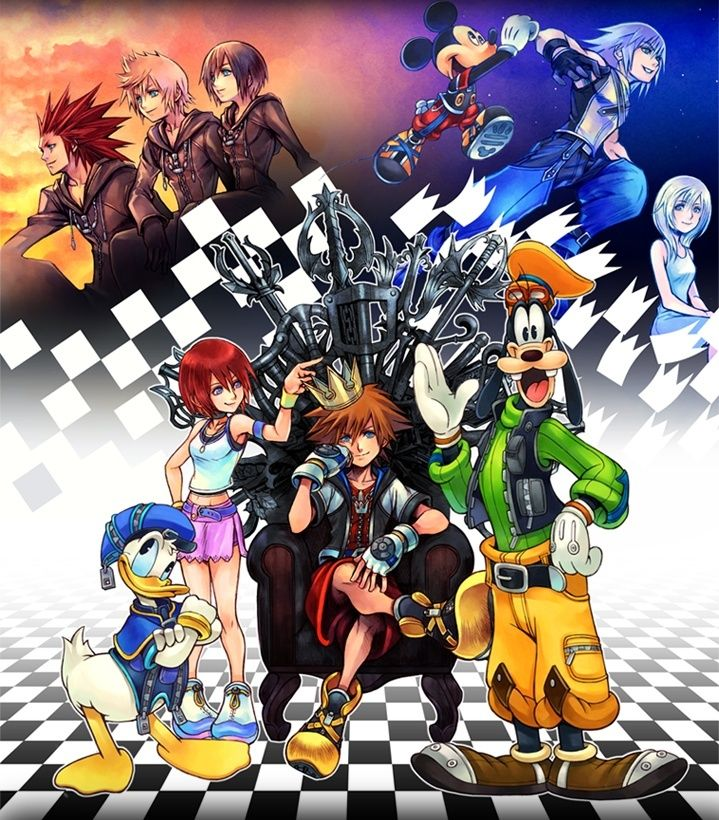 Kingdom Hearts HD 1.5 ReMIX Top_ar10