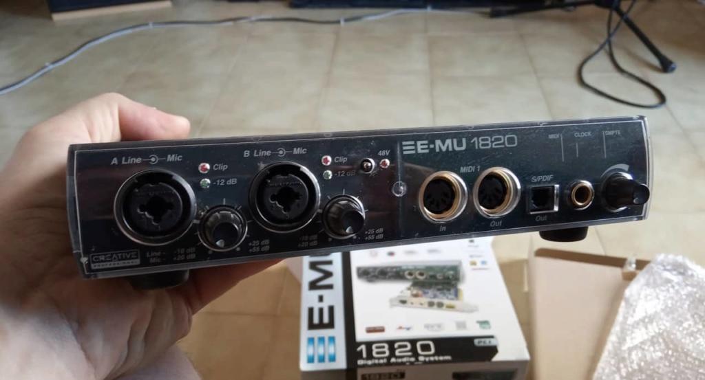 "Interfaccia audio ""audiofila"" 67805210"