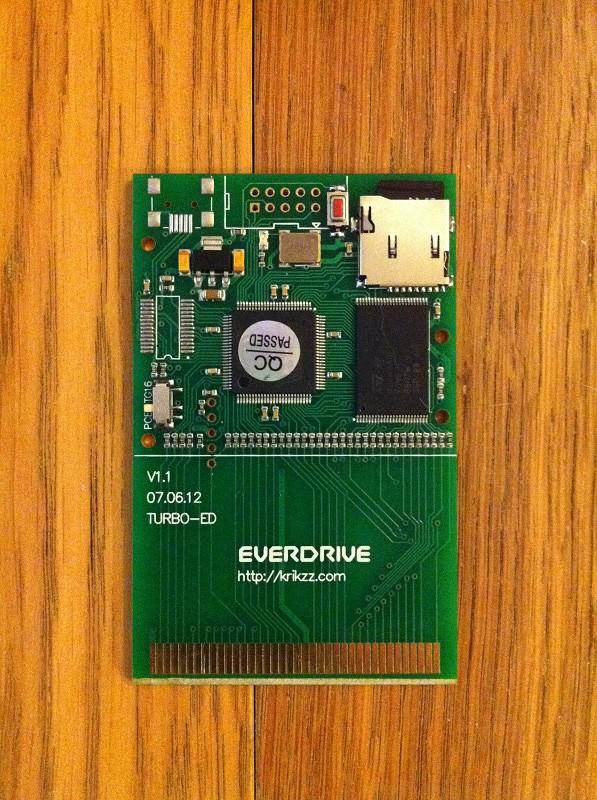 "[TEST] Linker ""Turbo Everdrive"" pour PC Engine Pcb_fa10"