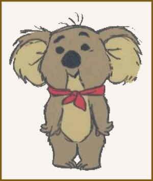 Bonjour tout le monde Koala10