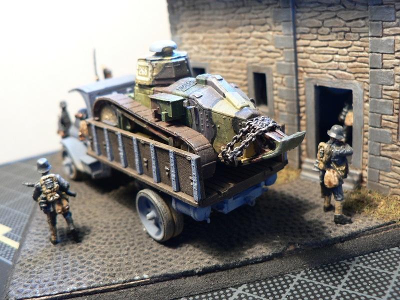 [RPM & Matchbox; 1/72] Mack AC Buldog & Renault FT-17 Mack_410