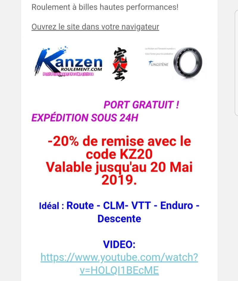 Kanzen Code promo 20190522