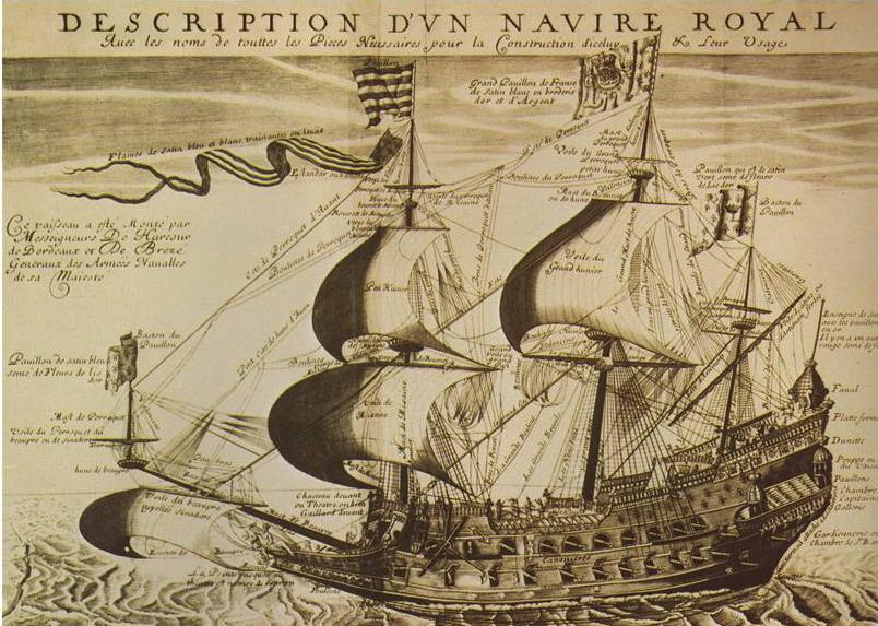 [Histoires et histoire] Les matelots Berckois dans la marine royale de 1670 à 1770. Vaisse11