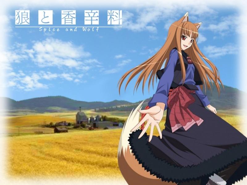 [Série Animé] Ookami to Koushinryou/Spice & Wolf Spice-10