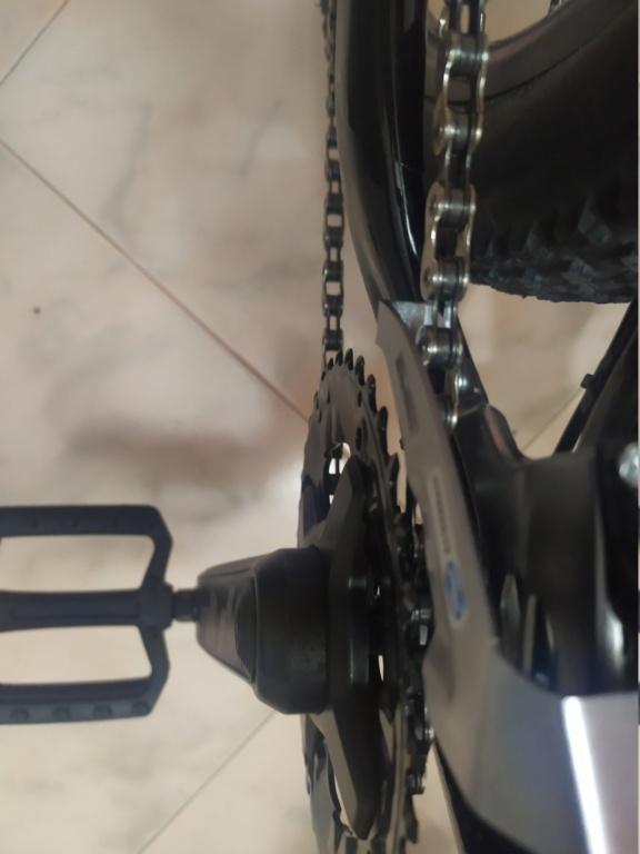 [AYUDA] Electrificando ORBEA MX50 con BAFANG 250W P110