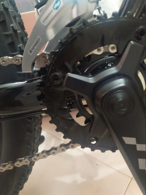 [AYUDA] Electrificando ORBEA MX50 con BAFANG 250W P210