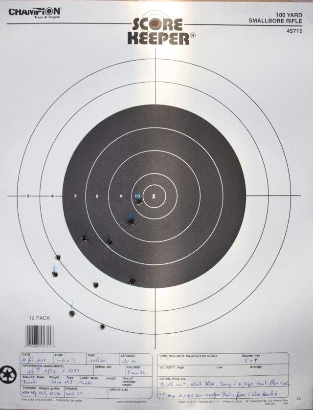 TEST - le 8 mm  1892 - Page 2 Tir_9210