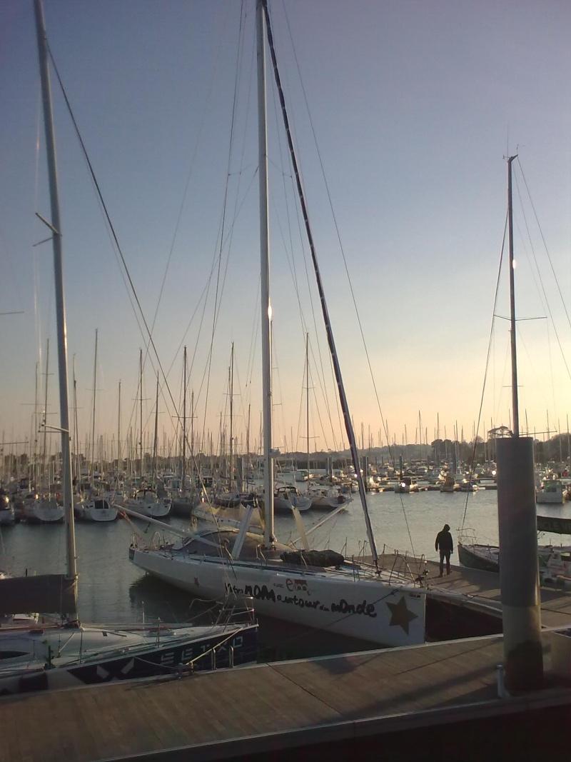 Fête des skippers Port La Forêt 23022013