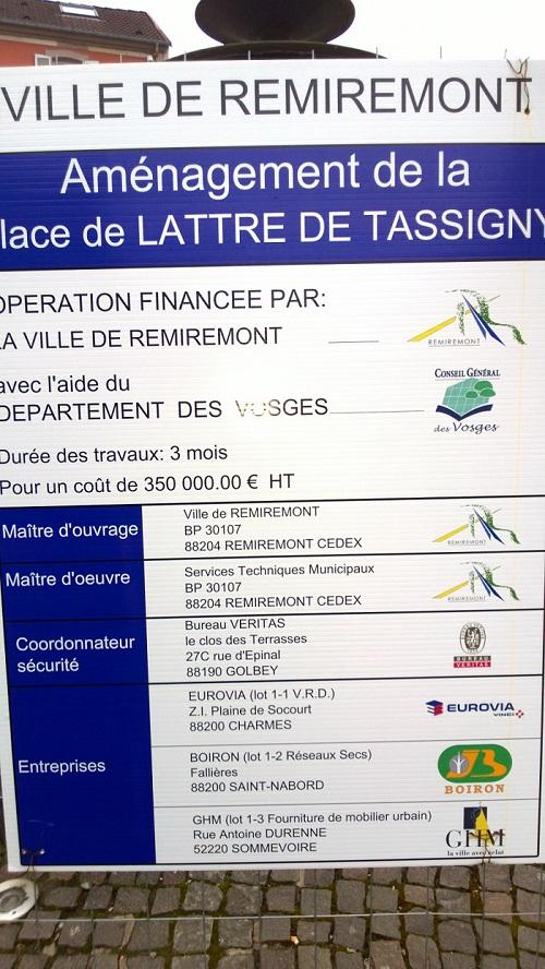 Travaux Place De Lattre de Tassigny Wp_20115