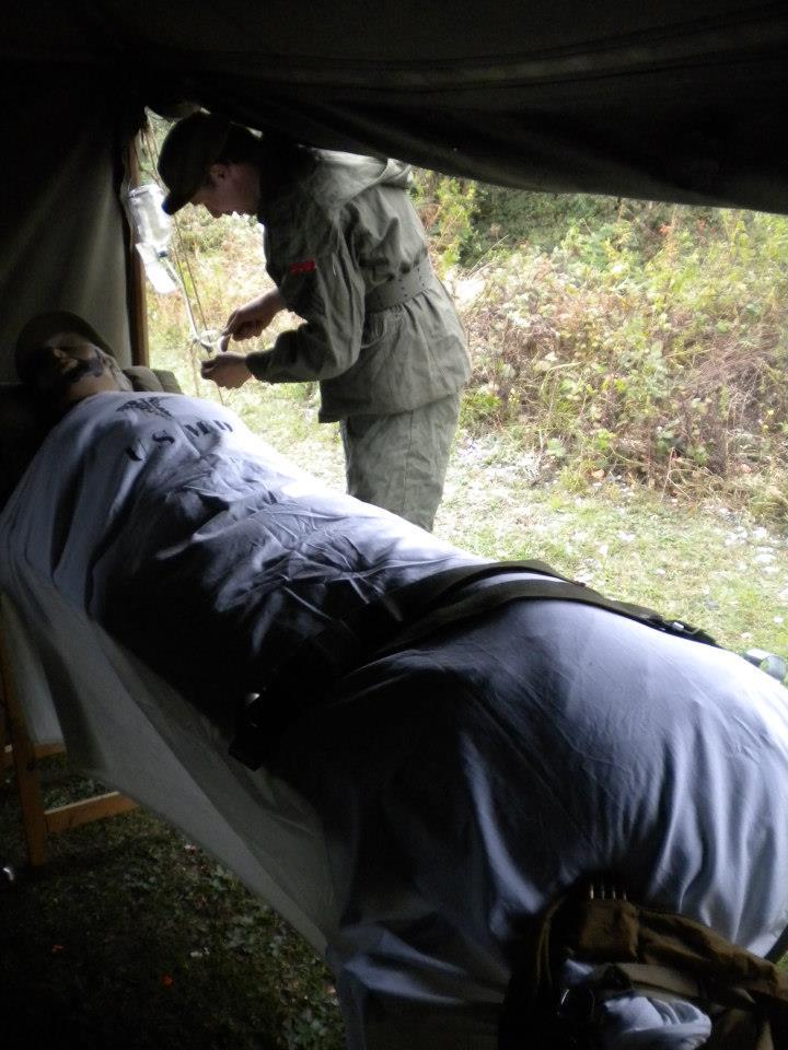 Fort de flemalle 2012 - Prisonnier du temps 29388610
