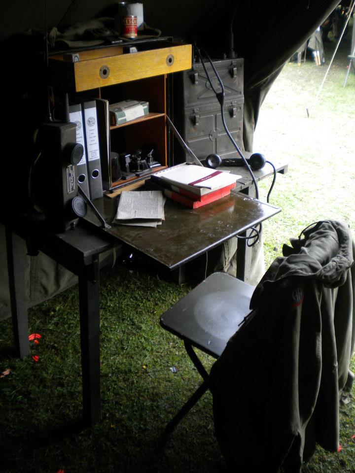Fort de flemalle 2012 - Prisonnier du temps 42593610
