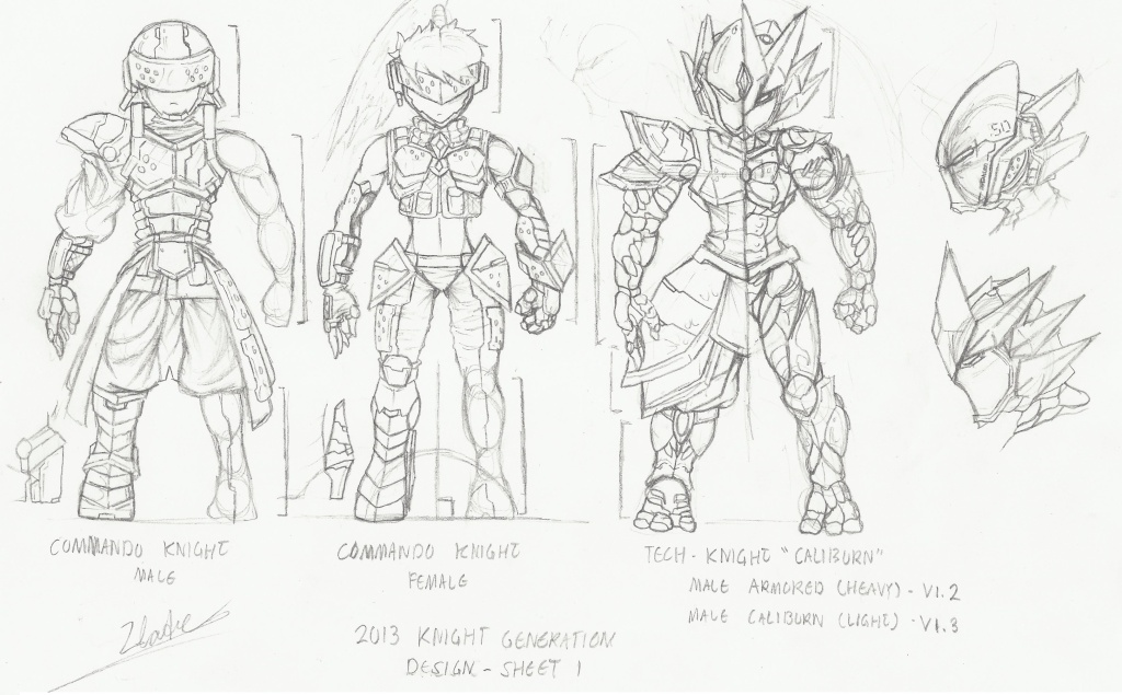 2013 Generation Arcanum Knights Design topic~ (Updated 3/26/13) 2013ge10