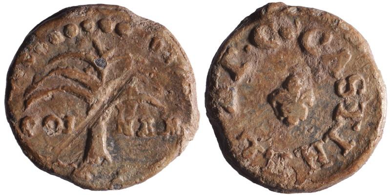 Les plombs de soyeux de Nîmes. D131110