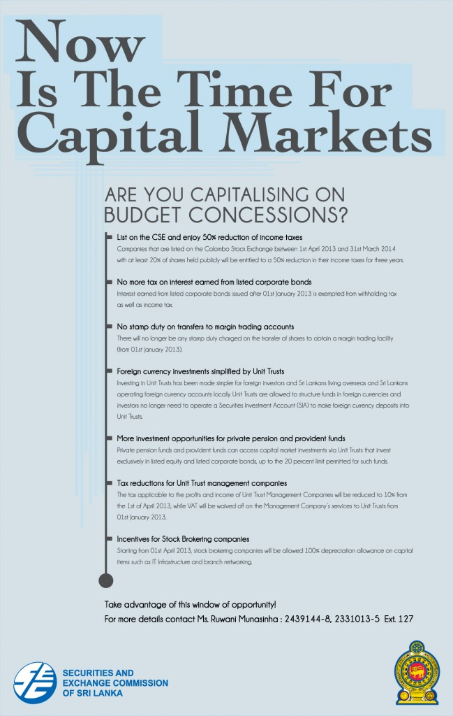 Now is the time for Capital Markets Now_is10