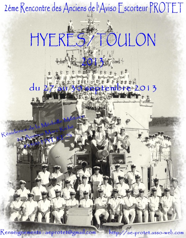 [ Associations anciens Marins ] [Création] Amicale des Marins de l'Aviso Escorteur PROTET - Page 2 Photo_10