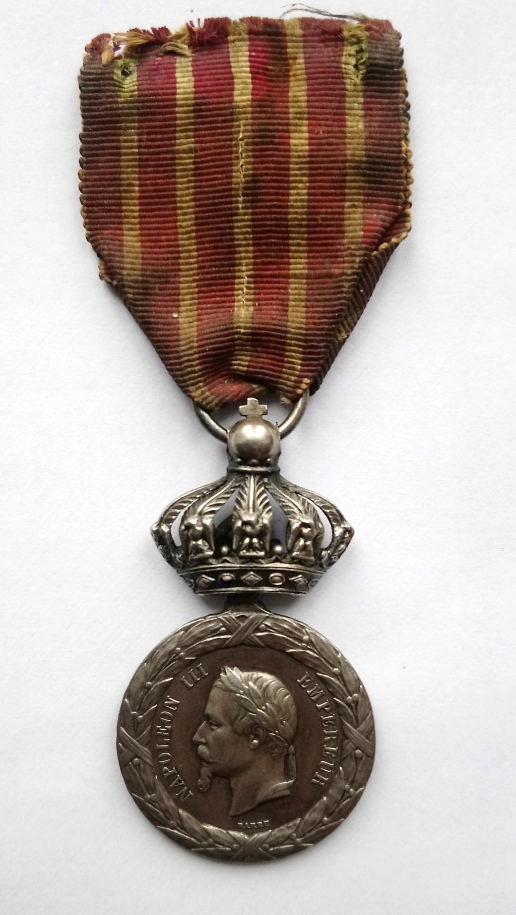 Médaille campagne d'Italie 1859 Dsc_1111
