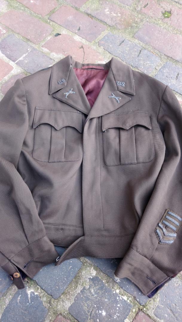 Blouson officier CHINE - BIRMANIE - INDIA IKE Mdlr 1944  Dsc_1315