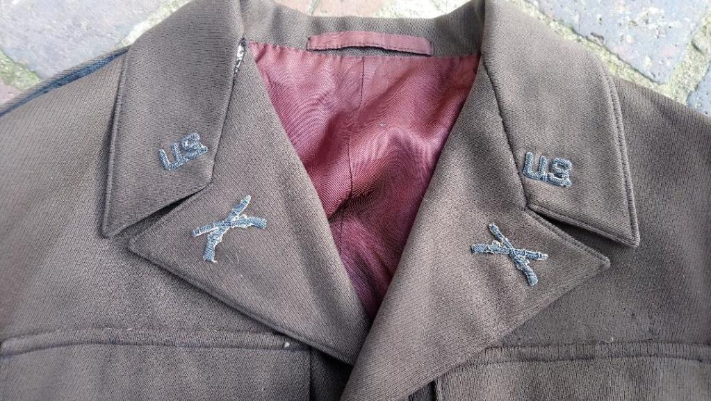 Blouson officier CHINE - BIRMANIE - INDIA IKE Mdlr 1944  Dsc_1316