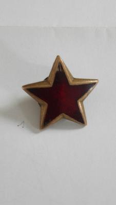 insigne etoile rouge Etoile10