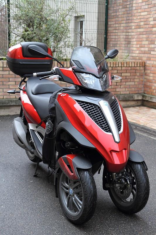 [Vendu] Yourban 300 Rouge Ibis avec Akrapovic - 11800 km - 01/2012 _mg_1810