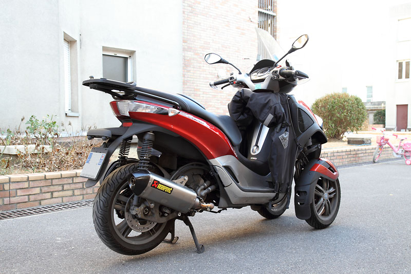 [Vendu] Yourban 300 Rouge Ibis avec Akrapovic - 11800 km - 01/2012 _mg_2012