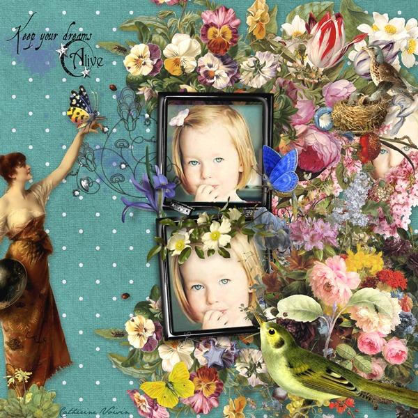 La galerie des pages de MARS Flower10