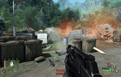 Crysis (Test PC) Nxw4f010