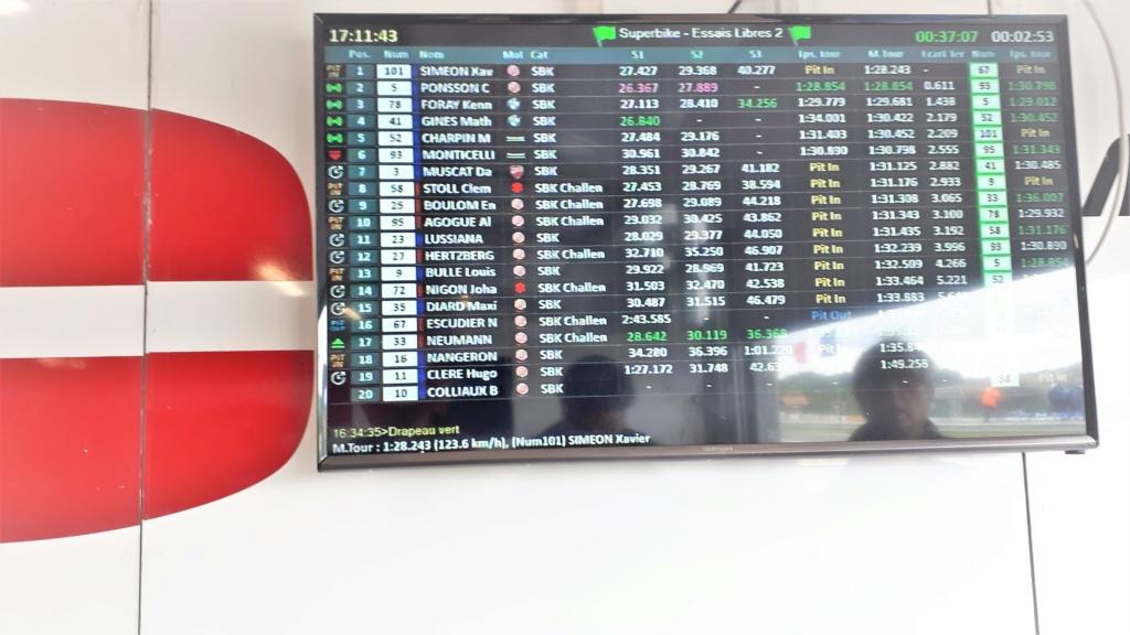 Sujet: Re: [Pit-Laner en course] Rom1 Monticelli (1000 FSBK)  321