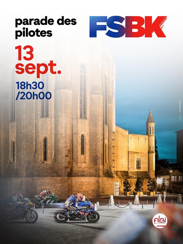 [FSBK] Albi 2019 - les 13 , 14 et 15 Sept 2019 70664110