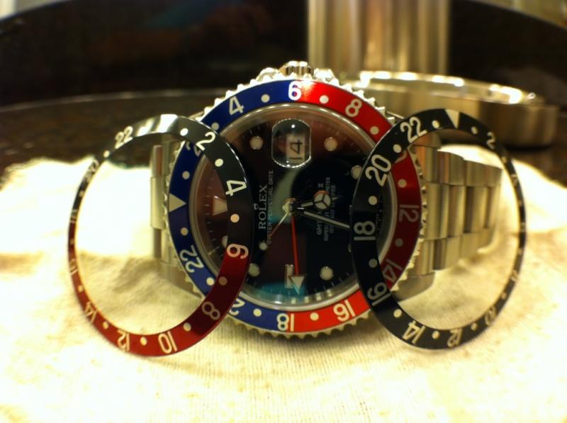Rolex GMT II - 16710 022c0510