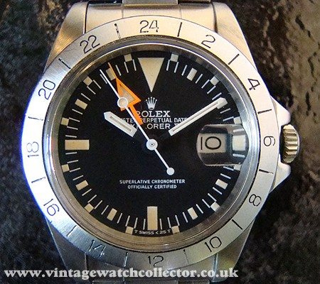 Recherche photos Rolex Explorer 2 - 16750 1655aw10